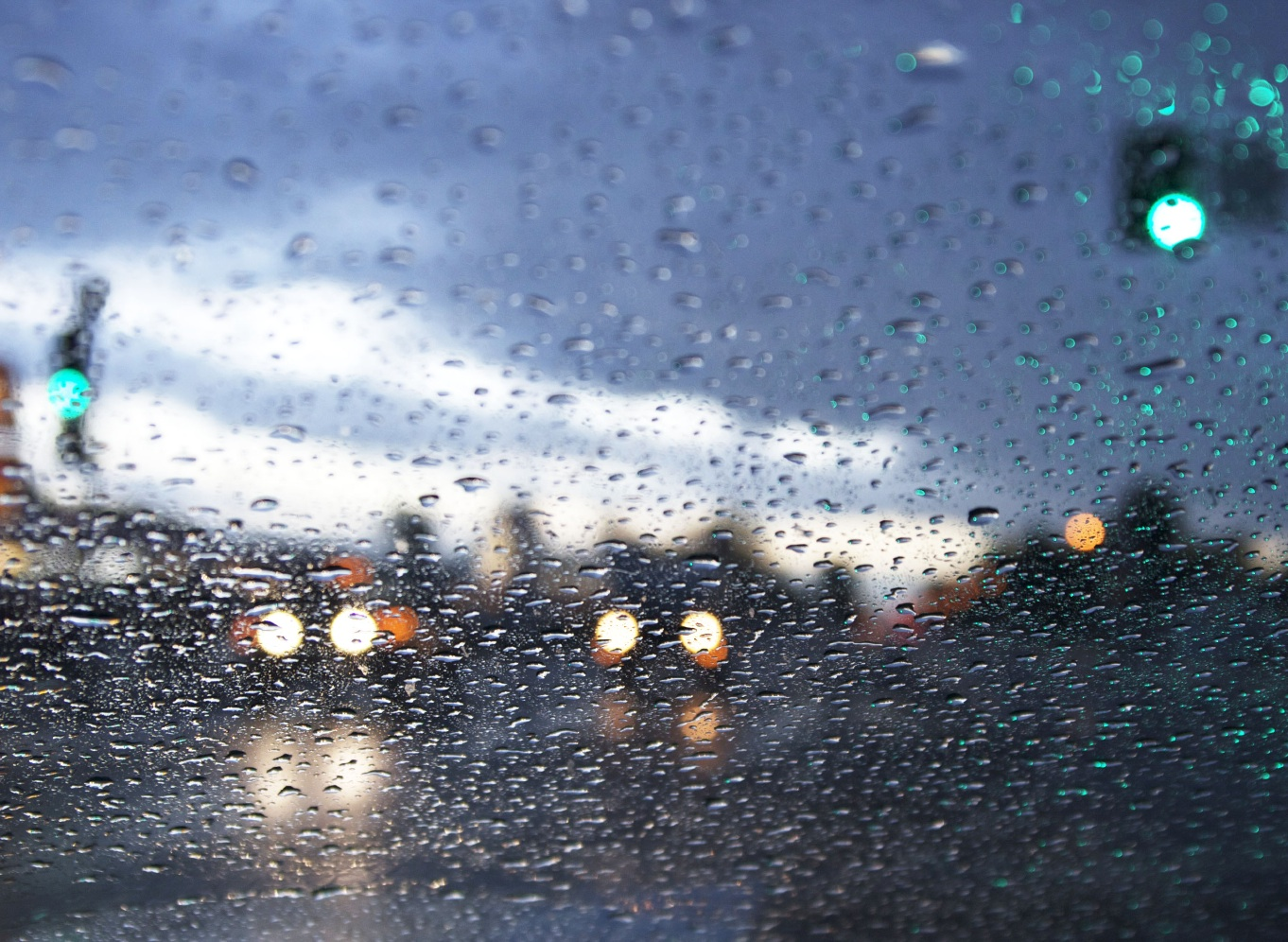 Rainy-Windshield